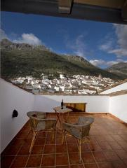 Townhouse with Patio Garden 40m2, Cortes